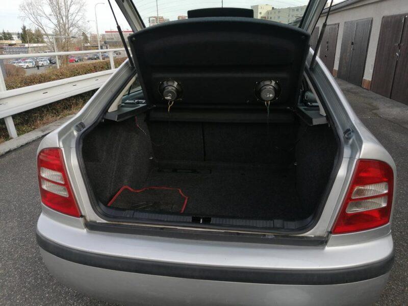 Pujčení Škoda Octavia