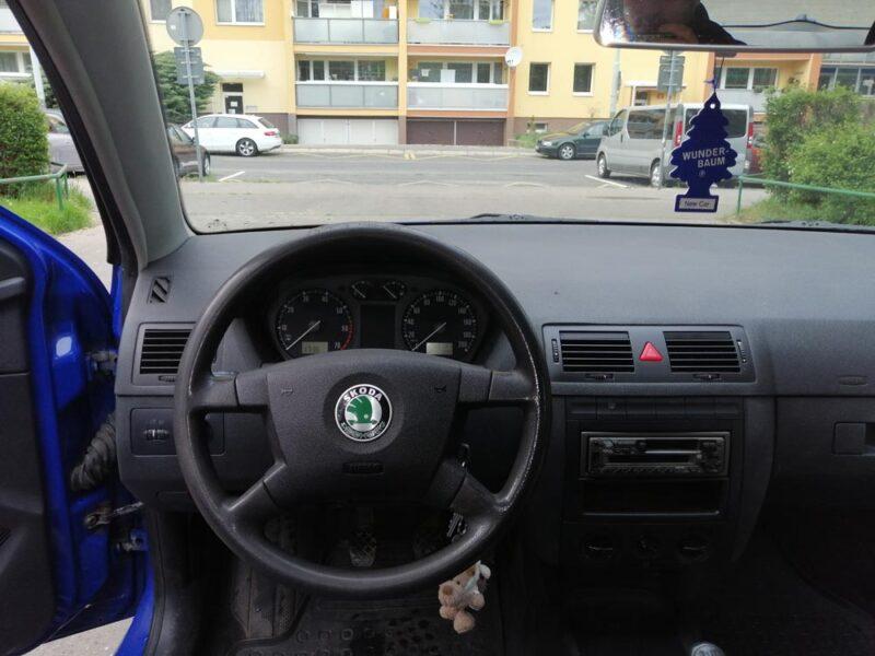 Pujčení vozidla